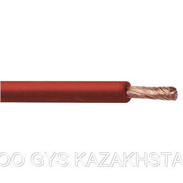 ЭЛЕКТРИЧЕСКИЙ КАБЕЛЬ 10mm² PVC ROUGE - 100m
