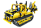 LEGO Technic: Бульдозер 42028, фото 6