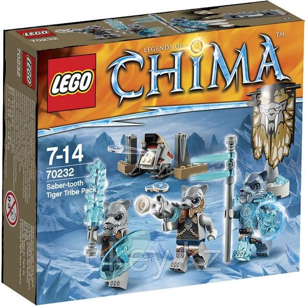 LEGO Chima: Лагерь Клана Саблезубых тигров 70232