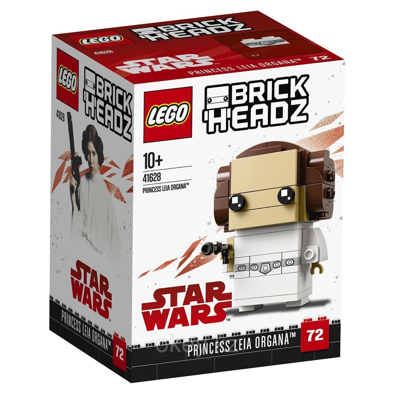 LEGO BrickHeadz: Принцесса Лея Органа 41628