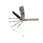 Кабель сетевой, SHIP, D145S-P, Cat.5e, FTP, 30В, 4x2x7/0.16мм, PVC, 305 м/б (Экранированный, Многожи