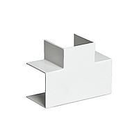 Тройник накладной 90 градусов, РУВИНИЛ, ТРН-16х16, для РКК-16х16, Белый, (20 штук в пакете)