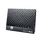 Модем, ASUS, DSL-AC56U, ADSL2+/VDSL2, 2.4/5 ГГц, 1200 Мбит/с, 20,5 dBm, 4х внутренних антенны, 2x UB