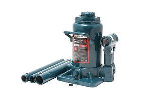 Forsage Домкрат бутылочный 12т низкопрофильный  (h min - 190мм, h max - 350мм, ход штока - 90мм) Forsage
