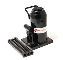 Forcekraft Домкрат бутылочный с клапаном 20т(h  min 220мм,h max 420мм) FORCEKRAFT FK-T92004D 29925
