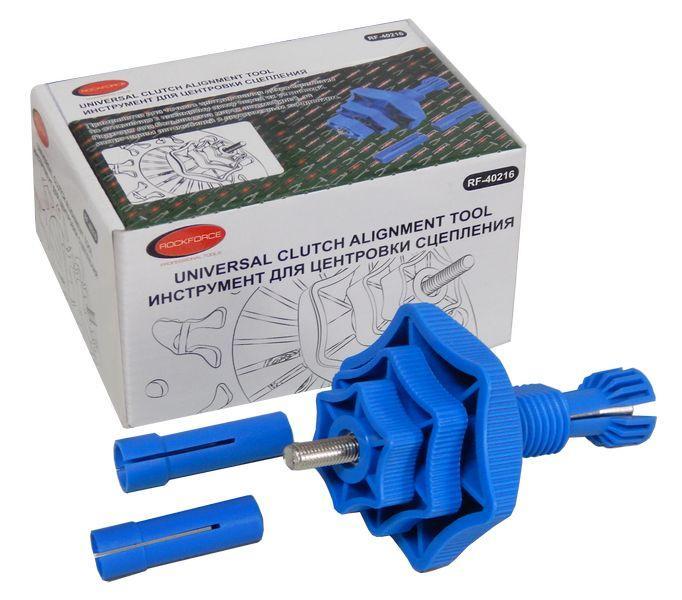 ROCKFORCE Комплект для центровки дисков сцепления универсальный (3 предмета) ROCKFORCE RF-40216 15649