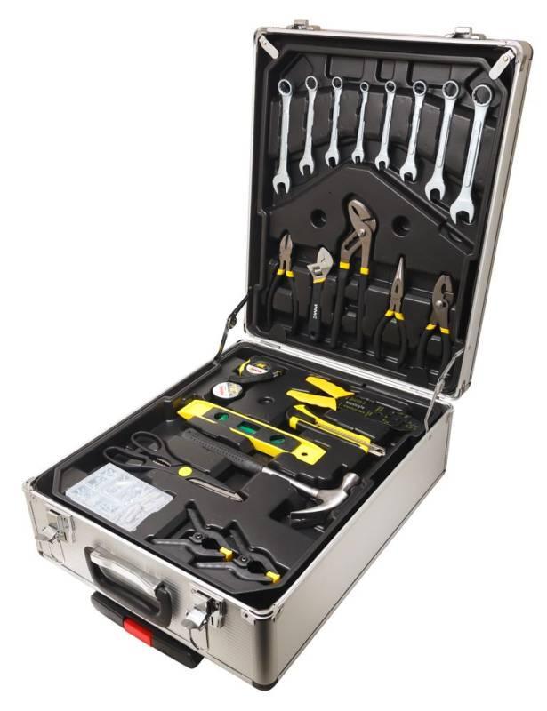 WMC tools Набор инструментов 1050пр. WMC TOOLS 401050 48157