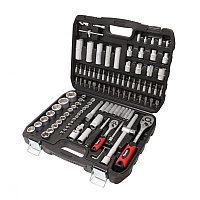 WMC tools Набор инструментов 108 предметов 1/2'', 1/4'' (6гр.) WMC TOOLS 41082-5 47693