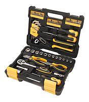 """WMC tools Набор инструментов 61 предмет 3/8""""(6гр.)(8-22мм) WMC TOOLS 3061 47006"""