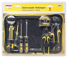 WMC tools Набор инструментов 9 пр WMC TOOLS 1009 48162