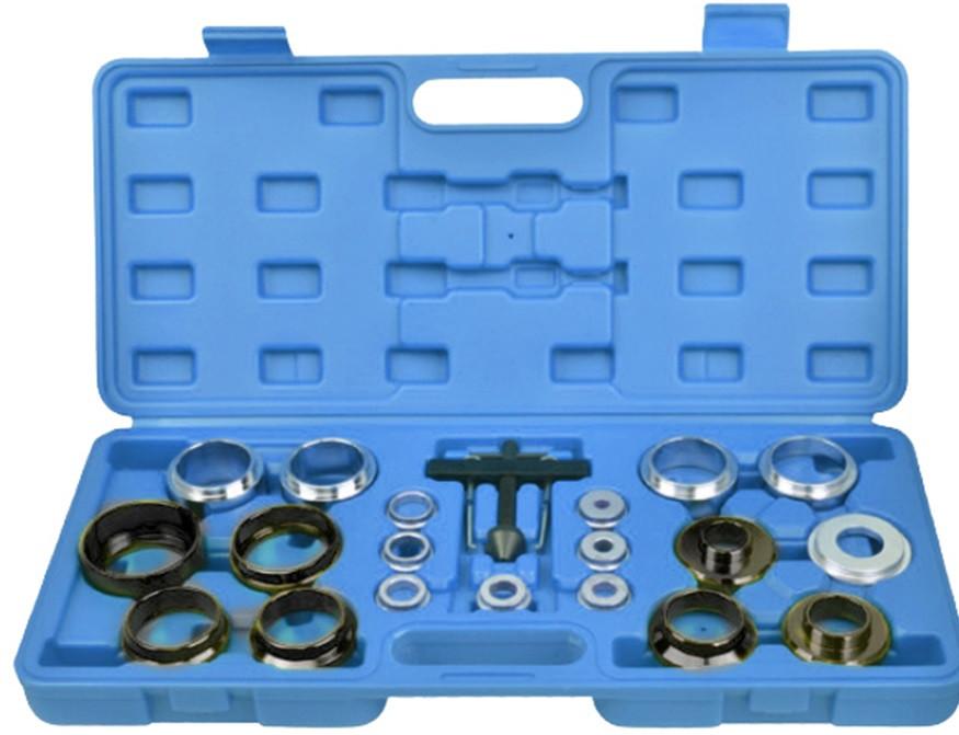 ROCKFORCE Набор инструментов для снятия и установки сальников, в кейсе ROCKFORCE RF-920G1 17833