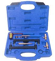 ROCKFORCE Набор приспособлений для замены жидкости в системе охлаждения (Ø адаптеров: 35, 39, 44мм), в кейсе