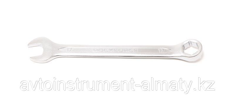 ROCKFORCE Ключ комбинированный 17мм, 6гр. ROCKFORCE RF-75517H 28795