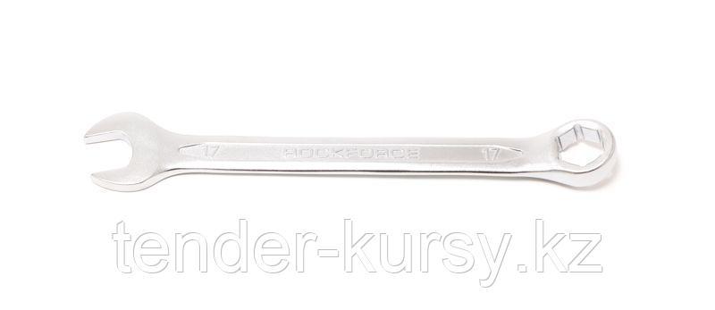 ROCKFORCE Ключ комбинированный 27мм, 6гр. ROCKFORCE RF-75527H 28805