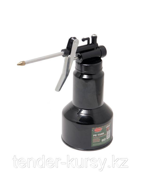 ROCKFORCE Масленка-нагнетатель в металлическом корпусе,400мл ROCKFORCE RF-06913 46738