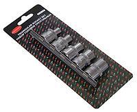 ROCKFORCE Набор головок для ремонта топливных насосов а/м(М5-8мм,М6-10мм, М8-12мм, М10-15мм, М12-16.5мм), в