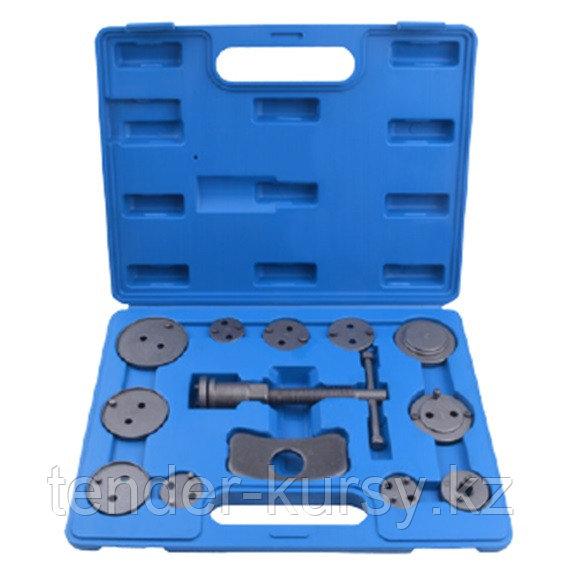 ROCKFORCE Набор для обслуживания тормозных цилиндров 13 предметов, в кейсе ROCKFORCE RF-65802 16261