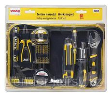 WMC tools Набор инструментов 61 пр WMC TOOLS 2061 48161
