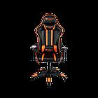 Кресло для геймеров Canyon Fobos CND-SGCH3 (Black-Orange)