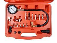 Forsage Тестер компрессии дизельного двигателя(свечи:М18х1.5х30мм - 2шт,М10х1.25х68мм, М10х1.0х68мм,