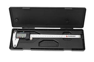 Forsage Штангенциркуль электронный (0-125мм, 0.01мм; внутр. Ø, наруж. Ø + глубиномер), в пластиковом футляре