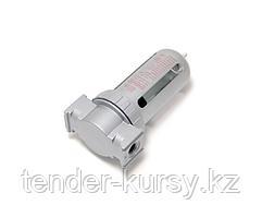 """ROCKFORCE Фильтр влагоотделитель для пневмосистемы 1/4""""(10bar температура воздуха 5-60С.10Мк ) ROCKFORCE"""