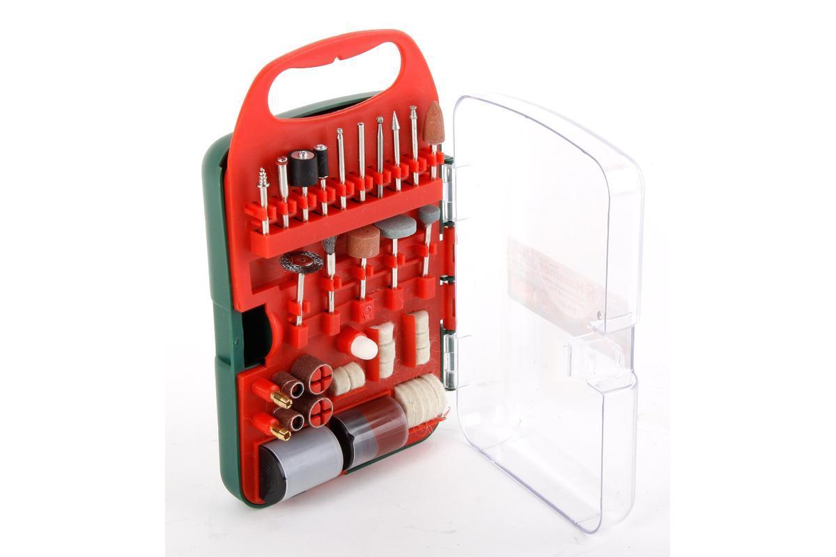 Hammer 44709 Набор аксессуаров Hammer Flex 219-001 MD AC - 1  для мини дрелей 71 шт. Hammer 219-001 11289