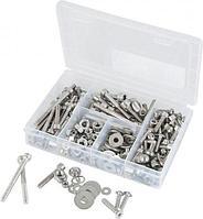 Forsage Винты в комплекте с гайками и шайбами, 360 предметов Forsage F-858 12676