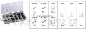 Forsage Винты с U-зажимами, 170 предметов Forsage F-850 12674