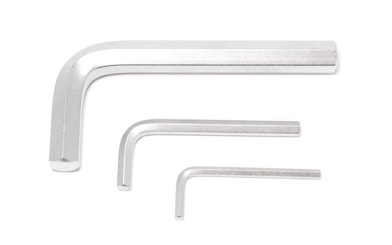 Forsage Ключ 6-гранный Г-образный 4мм Forsage F-76404 9823