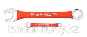 Kingtul kraft Ключ комбинированный 10мм в прорезиненной оплетке KingTul kraft KT-30010k 10252