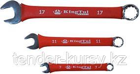 Kingtul kraft Ключ комбинированный 27мм в прорезиненной оплетке KingTul kraft KT-30027k 10324