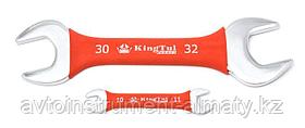 Kingtul kraft Ключ рожковый 16х17мм в прорезиненной оплетке KingTul kraft KT-101617k(321617) 11065