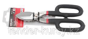 """BaumAuto Ножницы по листовому металлу """"прямой рез"""" 12""""-300мм, на пластиковом держателе BaumAuto BM-02017-12"""