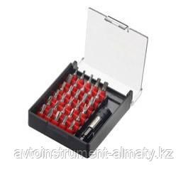 "Forsage 1/4"" набор бит с битодержателем 31 предмет- 25ммL Forsage F-2315 1088"