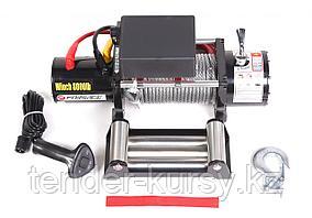 Forsage Лебедка автомобильная 3.6т 12V  (стальной трос) Forsage F-TRH98000 2308
