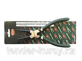 ROCKFORCE Съемник стопорных колец прямой на сжим(L-180мм),в блистере ROCKFORCE RF-609180HS 1070
