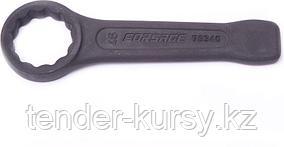 Forsage Ключ накидной, отогнутый на 45грд. короткий 18х19мм Forsage F-758S1819 4638