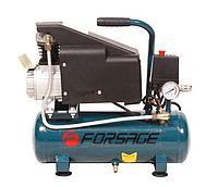 Forsage Компрессор 9л поршневой с прямым приводом (0,75 кВт,ресивер 9л,8 бар,220В) Forsage F-BM9L 4704