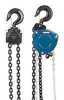 Forsage Лебедка механическая подвесная с лепестковым механизмом фиксации цепи натяжения, 5т (длина цепи - 3м)