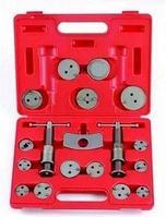 HCB Набор для обслуживания тормозных суппортов 18 предметов HCB A2117(65805)F 3590