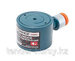 Forsage Цилиндр гидравлический 4т (ход штока - 18мм, длина общая - 43мм) Forsage F-0204A(Бс) 1465
