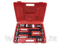 Forsage Набор инструментов рихтовочных для кузовных работ 7 предметов, в кейсе Forsage F-50713B 5013
