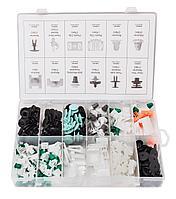 Forsage Набор клипс 160 предметов (AUDI), пластиковом органайзере Forsage F-01Z0224 4787
