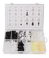 Forsage Набор клипс 345 предметов (PEUGEOT), пластиковом органайзере Forsage F-01Z0241 4974