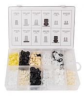 Forsage Набор пластиковых крепежей универсальных 350 предметов, пластиковом органайзере Forsage F-01Z0235 5117