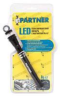 Partner LED Телескопический фонарь с магнитом(3 светодиода) Partner PA-47 3572