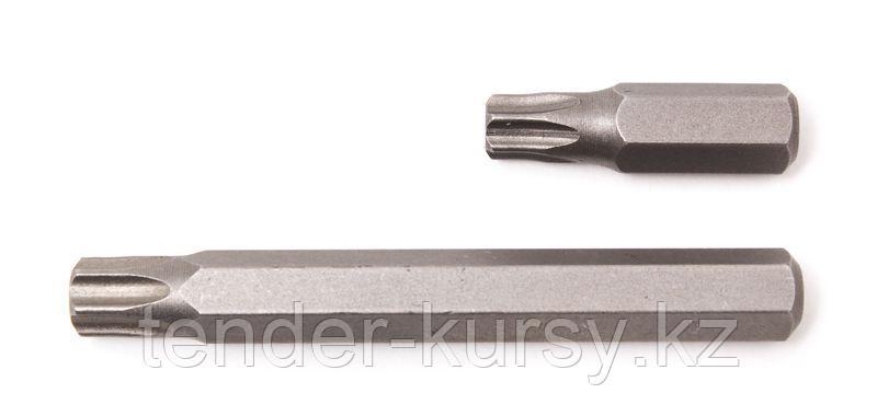 """ROCKFORCE Бита TORX T10х70ммL, 5/16"""" ROCKFORCE RF-1567010 3755"""