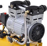 D&D Компрессор безмасляный (1,1кВт, 8бар, производительность 80л/мин, 220В) D&D ROC15A 6942