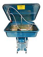 Forsage Мойка для деталей пневматическая с емкостью для слива 65л Forsage F-PDCT 7408